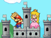 Mario Castle Defense
